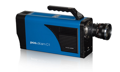 pco.dicam C1 – intensified 16 bit sCMOS camera