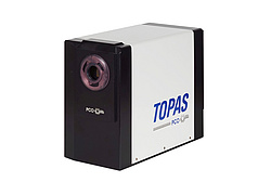 First PCO image intensifier camera Topas 1988