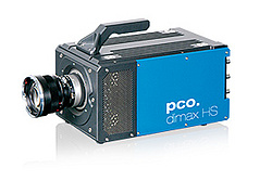 pco.dimax HS highspeed camera preview image