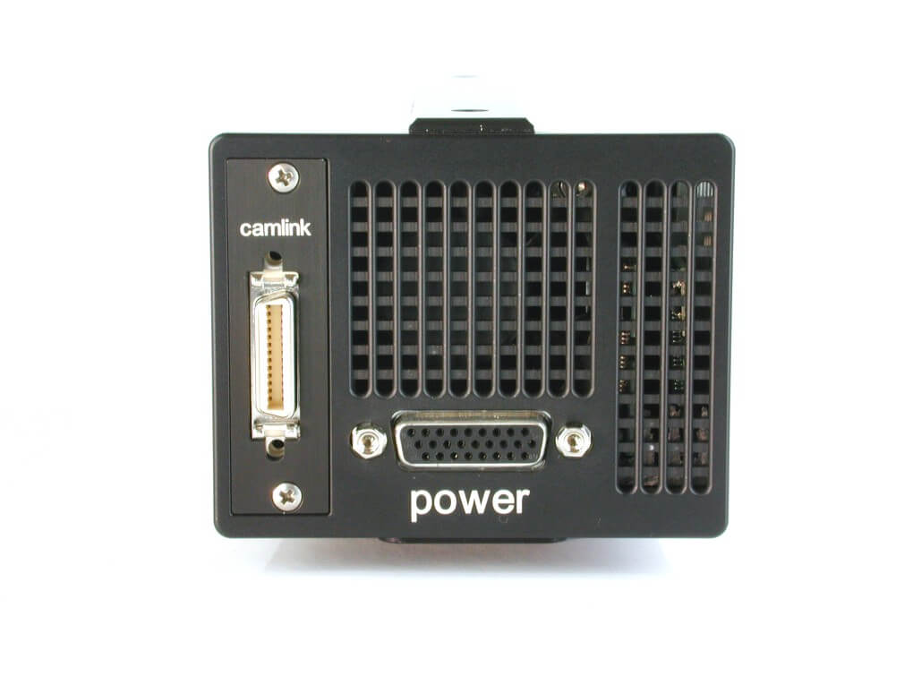 pco.1600 CCD camera system rear view image Camera Link